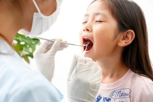 お子様が歯医者嫌いにならないように